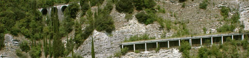 Tignale landscape